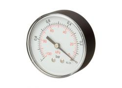 Manometer D63-6bar