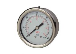 Manometer D63G-16bar glyc.