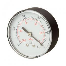 Manometer D63-10bar